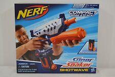 Nerf Super Soaker Shotwave 6+ Hasbro 2012 NIB