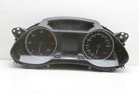 #7563B Audi A4 B8 2009 LHD Compteur de Vitesse de Tableau de Bord 8K0920930D