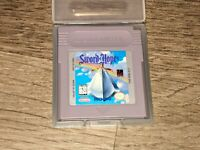 Sword of Hope II 2 w/Case Nintendo Game Boy Cleaned & Tested Authentic