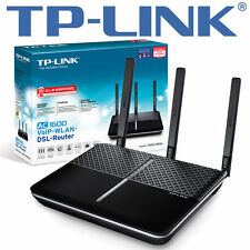 TP-LINK Archer vr600v ac1600-VoIP-WLAN-DSL modem router fino a 1,6 GB/s
