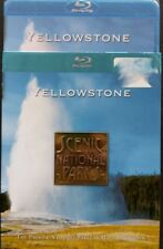 Scenic National Parks  Yellowstone + Grand Teton (Blu-ray Disc, 2008) New Sealed