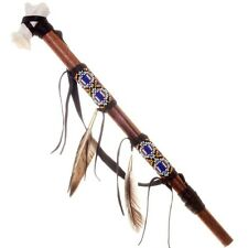 Deer Antler Peace Pipe Smokable Plains Indian Style