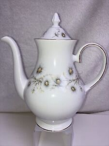 Vintage Lady Beth Fine Bone China Coffee Pot VGC