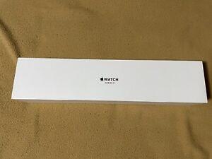 Apple Watch Series 3 Box and Broken Watch