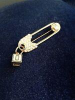 Vintage Swarovski Brooch Pin Baby Shower Mother's Day Gift