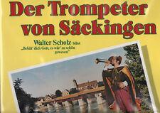 Walter Scholz Der Trompeter von Säckingen LP NEU Teldec 6.23977 Rolf Schneebiegl