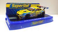 "Slot Scx Scalextric Superslot H3720 BMW Z4 GT3 Daytona 24Hr 2015 "" Turner "" Nº97"