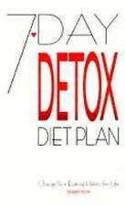 7 Day Detox Diet Plan Change Eating Habits Very Good Book