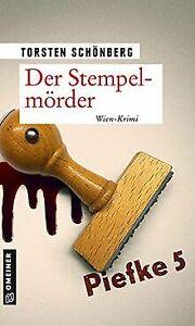 Der Stempelmörder: Wien-Krimi (Kriminalromane im GM...   Buch   Zustand sehr gut