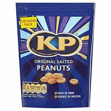 KP Original Salted Peanuts 1kg Re-Closable Packaging