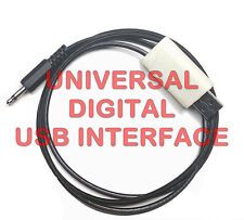 Universal Digi Interface - PSK31, PSK, RTTY, SSTV, NBEMS, JT-65, WeatherFax, CW