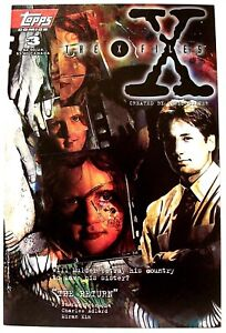 """""""THE X-FILES"""" Issue # 3 (Mar, 1995) (Topps Comics)"""