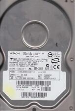 """Hitachi IC35L060AVV207-0 40Gb 3.5"""" Internal IDE PATA Hard Drive"""