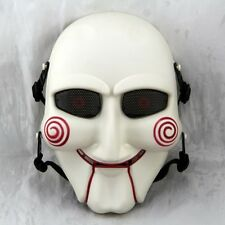 War Game Airsoft Paintball Strike Protection Movie Saw Billy Mask