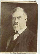 Vintage Press Photo William H. Thompson Political Figure