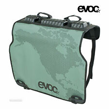 EVOC Pickup Tailgate Pad - DUO 2 Bike Transport Capacity 83 cm OLIVE