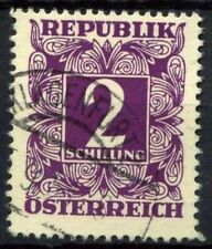 Austria 1949 SG D1200 Usato 100%