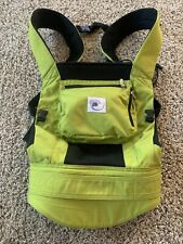 Ergobaby Performance Baby Carrier Green