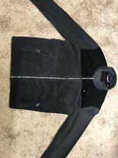 Tommy Hilfiger Full Zip Casual Fleece Jacket Large Gray...