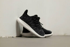 Rare ADIDAS KIDS TUBULAR SHADOW BLACK 5C Toddler Shoes BY2225 BY225