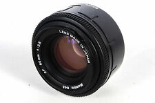 Mamiya 80mm F/2.8 Lens For Mamiya 645AF Series & Phase One