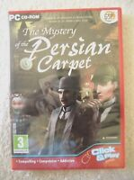 30609 - The Mystery Of The Persian Carpet [NEW & SEALED] - PC (2009) Windows