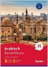 Arabisch lernen - der neue Sprachkurs für Anfänger mit Buch und 4 Audio-CDs