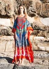 Viscose Maxi Dresses Midi