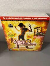 Dance Dance Revolution Ultramix 3 Bundle (Microsoft Xbox, 2005) New Mint Cond!