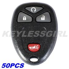 Wholesale 50P New Replacement Keyless Key Entry Remote Fob For 15114374 4button
