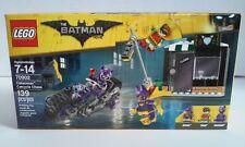 Lego The Batman Movie Catwoman Catcycle Chase #70902 139pcs set SEALED New DC