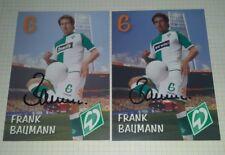 Frank Baumann (Werder Bremen 2006/2007) Fehldruck Vorabdruck Nachdruck Nürnberg