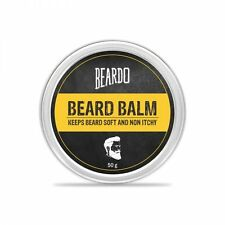 1 x Beardo Beard Balm (50g) – Makes Beard Soft & Non-Itchy