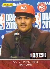 2018-19 Panini NBA Draft #DN5 Trae Young Basketball Card Hawks - Only 435 made!