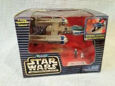 Star Wars Micro Machines Action Fleet Y- Wing Blue Squadron Colours RARE