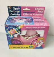 CALESSE SAILOR MOON VINTAGE TOYS CARROZZA REALE giochi preziosi Open Carriage