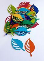 Leaf / Petal Die Cut Outs ( Scrap Booking, Collages, Party Decoration, Confetti