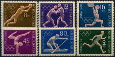 Bulgaria 1960 SG#1205-1210 Juegos Olímpicos MH Set #D61029