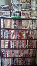 10 Random Shonen Manga Grab Bag Lot, Mature, Attack on Titan, Deathnote,Hellsing