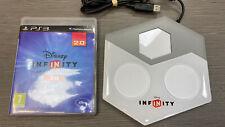 PS3 Disney Infinity Portal con Disney Infinity 2.0 Juego