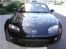 Xenon Fog Lights Lamps Kit for 1999-2005 Mazda Miata MX-5 foglights mx5 03 04