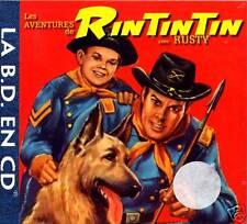 CD - LES AVENTURES  DE RINTINTIN