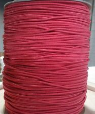"""# 4 1/8"""" x 1000' Red Shock Cord"""
