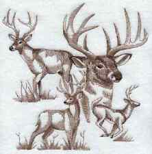 Deer Sketch Set Of 2