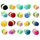 Smooth Worsted Super Soft Natural Silk Wool Fiber Baby Yarn Skein Lot 50g