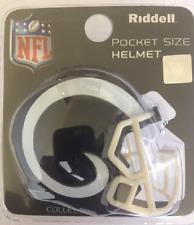LOS ANGELES RAMS NFL Riddell Speed POCKET PRO Mini Football Helmet