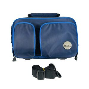 Canon PowerShot Power Shot Case Carrier With Strap Blue