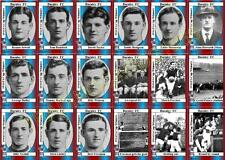 Burnley FC 1914 FA Cup final winners football trading cards