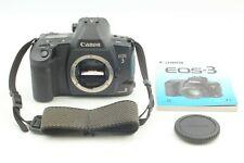 [Near Mint w/ Strap] Canon EOS 3 EOS-3 35mm SLR Film Camera Body From JAPAN #229