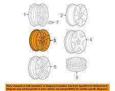 Chevrolet GM OEM 08-12 Malibu-Wheel-Alloy Aluminum 9596799